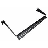 """CM-PP Hypernet Менеджмент кабеля 19"""" для неэкранированных патч-панелей, металл"""