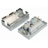 CB-KSTP Hypernet Соединительная коробка для 2-х сегментов кабеля, экранированная