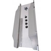 DYN-EFRAME-BASE-800 Hypernet База для двойной стойки Ecoframe глубина 800