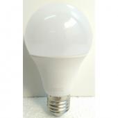 AL-15W-E27-W   Hyperlight Лампа 15W 4100К цоколь Е27 тип А60 алюминиевый радиатор