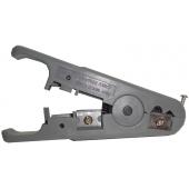 HT-501A Hypernet Инструмент c 3-мя лезвиями для обрезки и зачистки кабеля